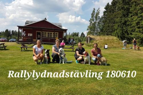 Rallytävling 180610